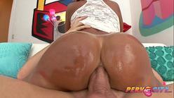 Gifs de sexo anal HD com morena cavala demais